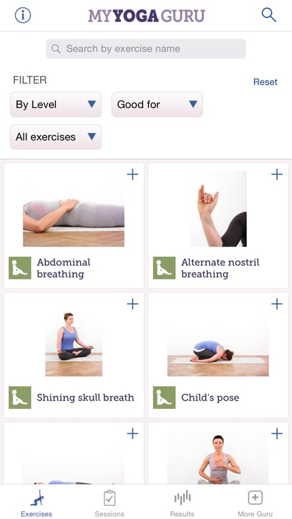 My Yoga Guru: yoga exercises for fitness, well-being and relaxation