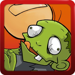 Squish The Zombie for a powerful rush!