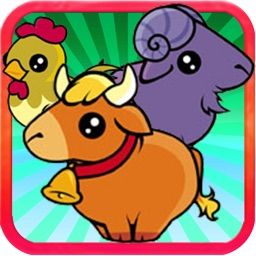 Farm Animal Voyage : Tapped Out Adventure