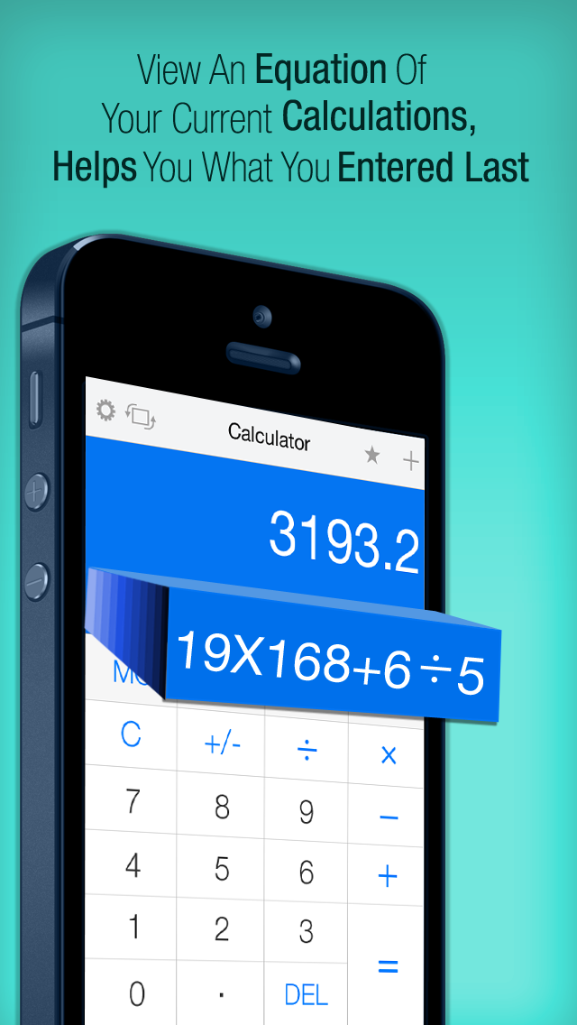 Best Calculator - For iPhone and iPad Screenshot
