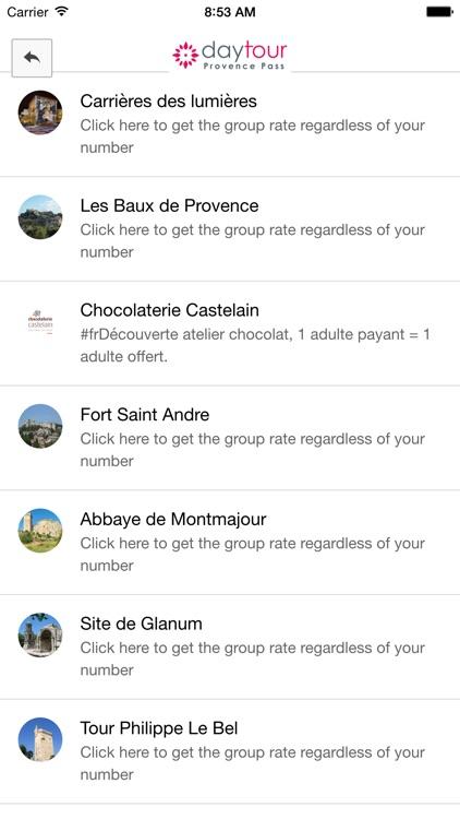 Provence Pass screenshot-3