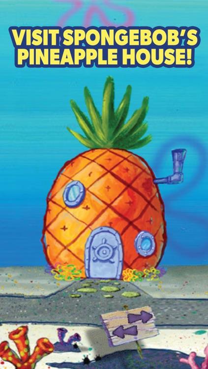 SpongeBob Tickler screenshot-3