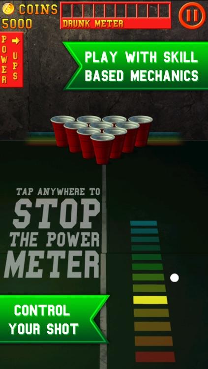 Drinking GameZ: Beer Pong screenshot-3