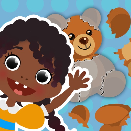 Daisy's Room - Shape Matching with Daisy - Free EduGame under Early Concept Program