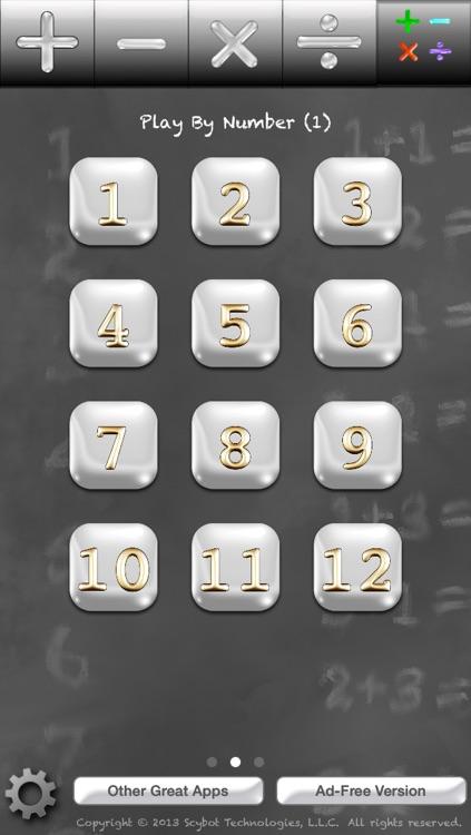 FlashToPass Free Math Flash Cards screenshot-3