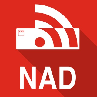 NAD Remote on the App Store