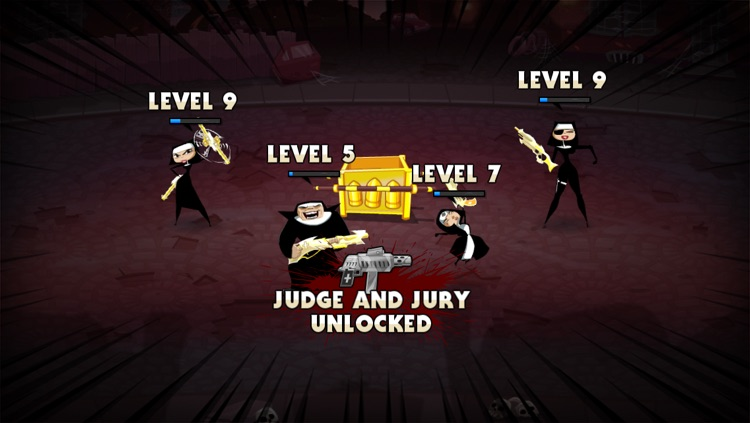 Nun Attack screenshot-2