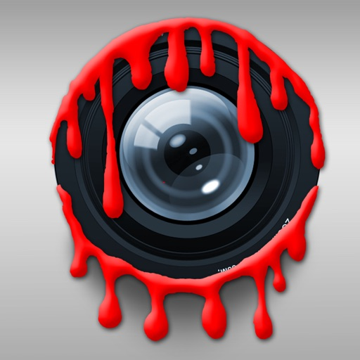 A Scary Camera - Spooky Halloween Pics & Haunted Photo Collage Free icon