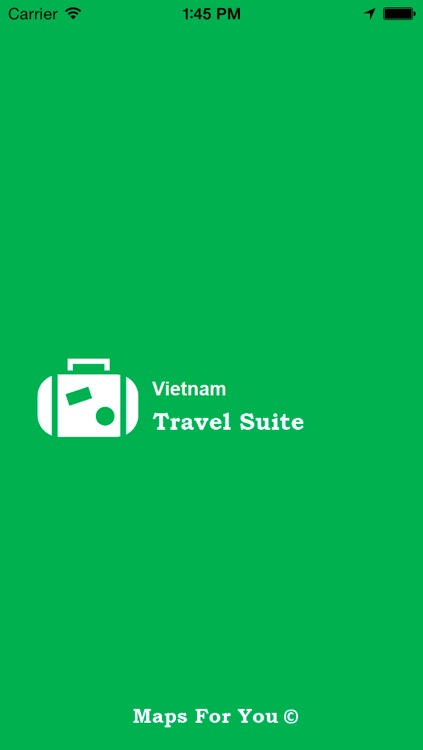 Vietnam Offline Travel Map - Maps For You