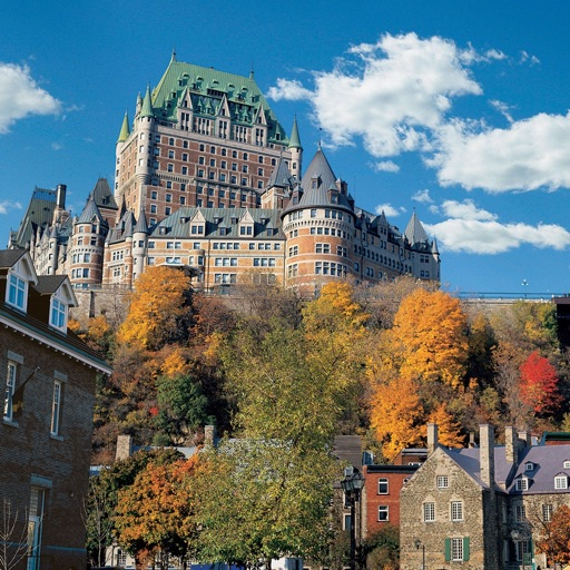 Quebec City Tour Guide: Best Offline Maps with Street View and Emergency Help Info