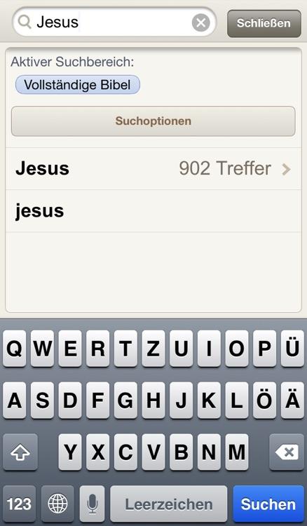 Die Bibel nach der Übersetzung Martin Luthers screenshot-4