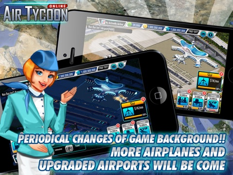 Screenshot #3 for AirTycoon Online