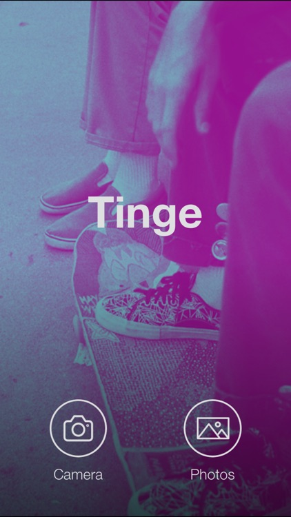 Tinge - Retro Filters screenshot-4