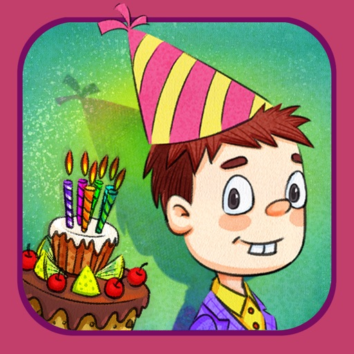 Hello Library-A Birthday Party