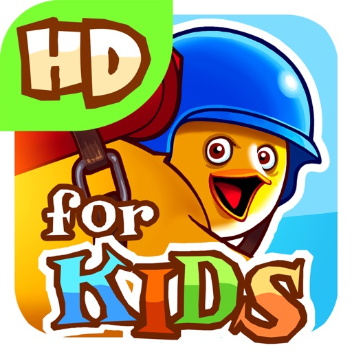 RocketBird For Kids HD