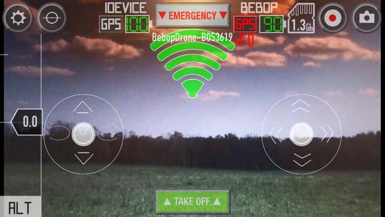Controller For Bebop