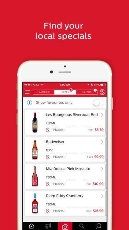 IQHOL- Discover Nearby Drinks and Cocktails