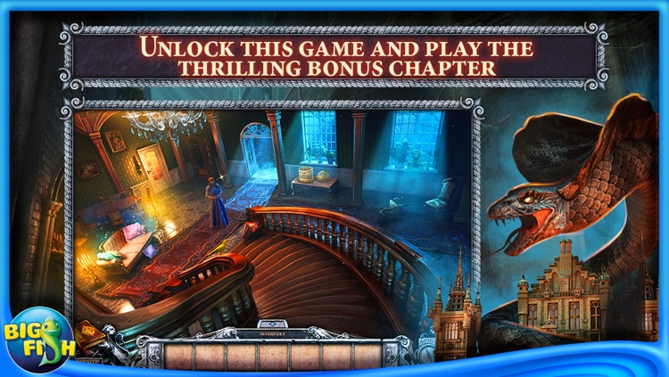 House of 1000 Doors: Serpent Flame - A Hidden Object Adventure screenshot-3