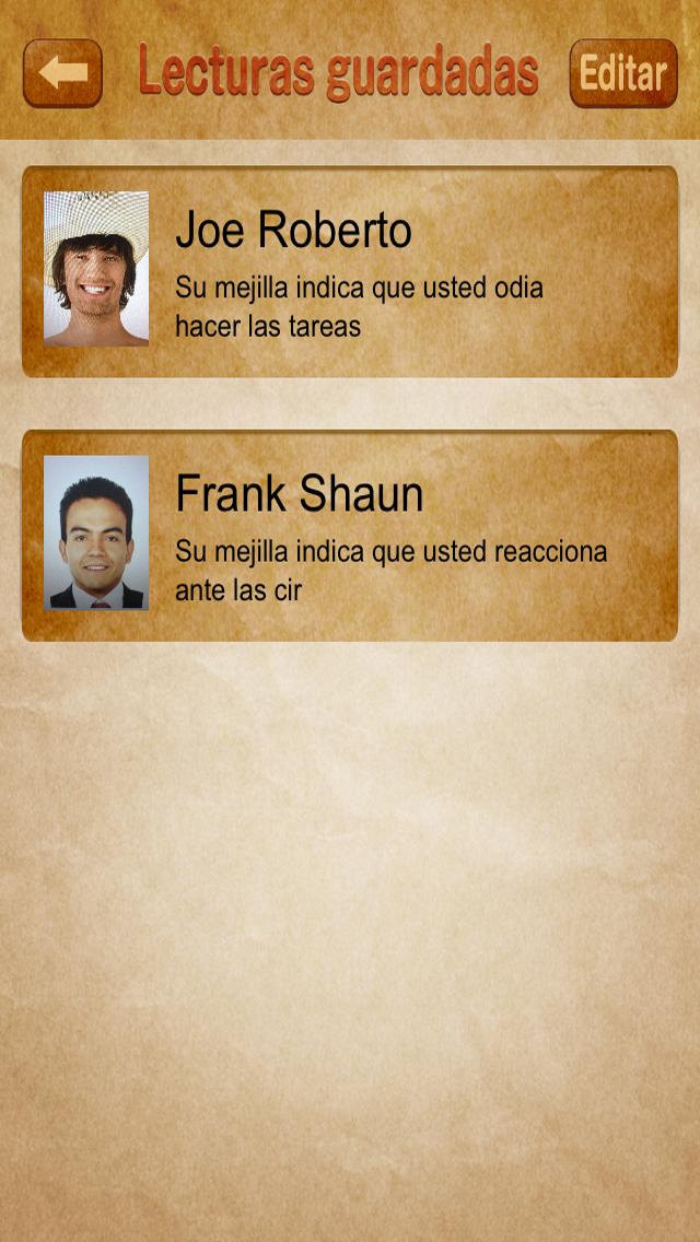 Cabina de Lectura de Rostro gratisCaptura de pantalla de4