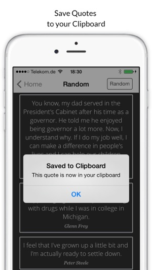 Quotes And Claims On The App Store