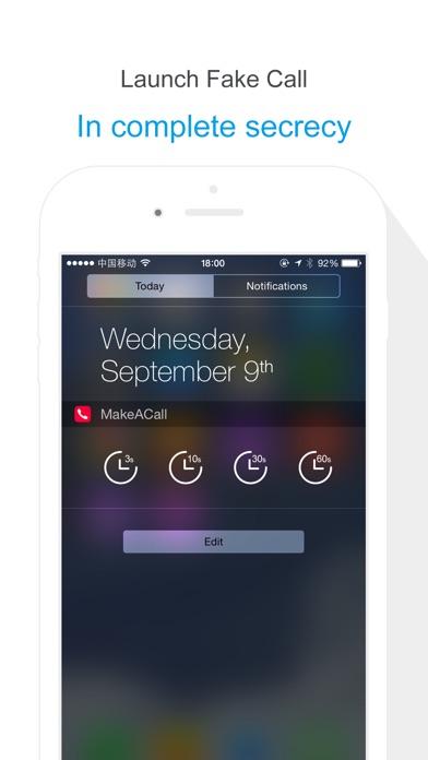 Make A Call - Fake Call Screenshots