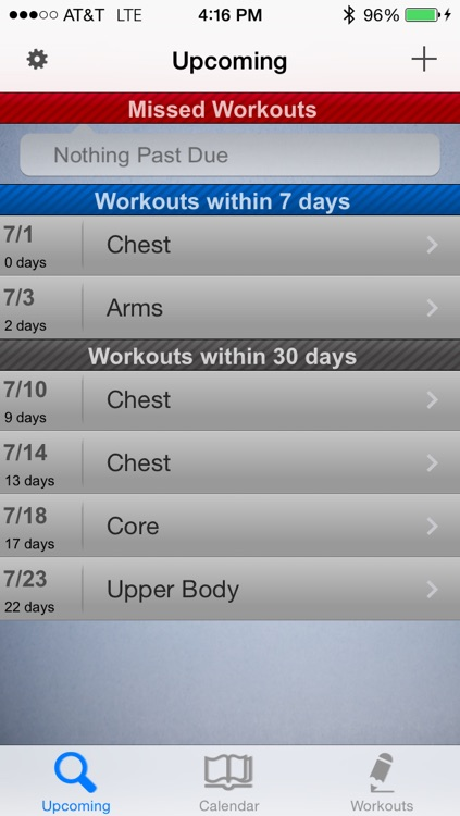 Gym Goal PRO - Log & Tracker screenshot-2
