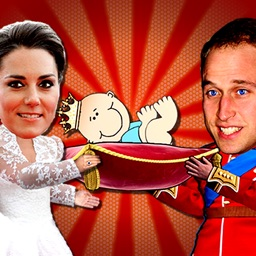 Royal Baby Run! Keep Calm and Carry On RUNNING!