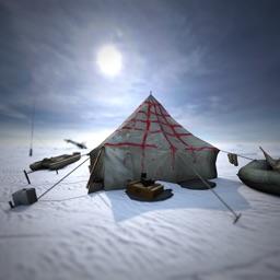 Red Tent 3DA