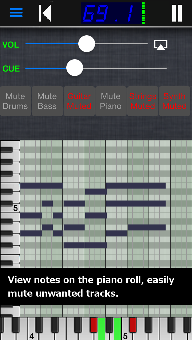 Top 10 Apps like Sweet MIDI Player in 2019 for iPhone & iPad