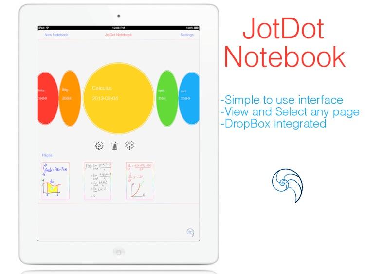 JotDot Notebook