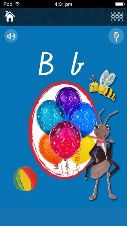 My Very Own Alphabet App