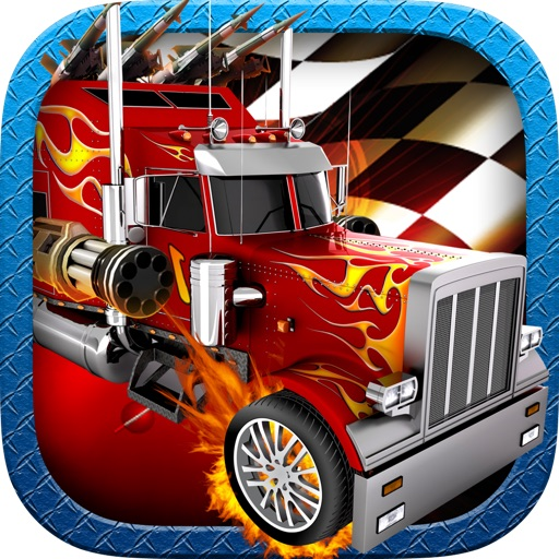 3D Truck Racing - 4X4 Games of fortune icon