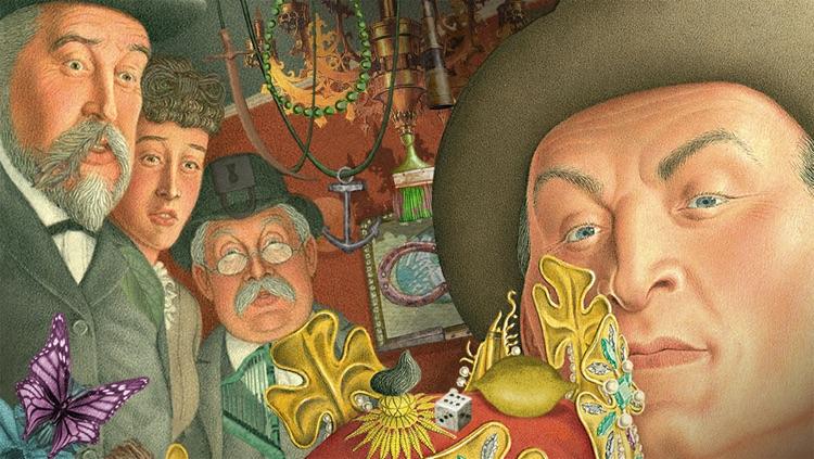 Hidden Object Game Jr FREE - Sherlock Holmes: The Emerald Crown