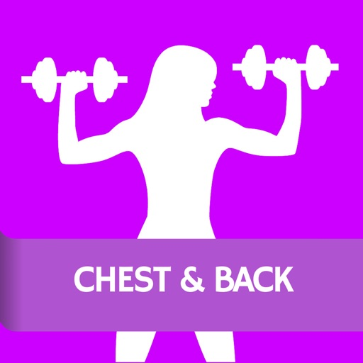 Chest & Back Gym: Best Upper Body Dumbbell and Machine Exercise for Fitness Buddy
