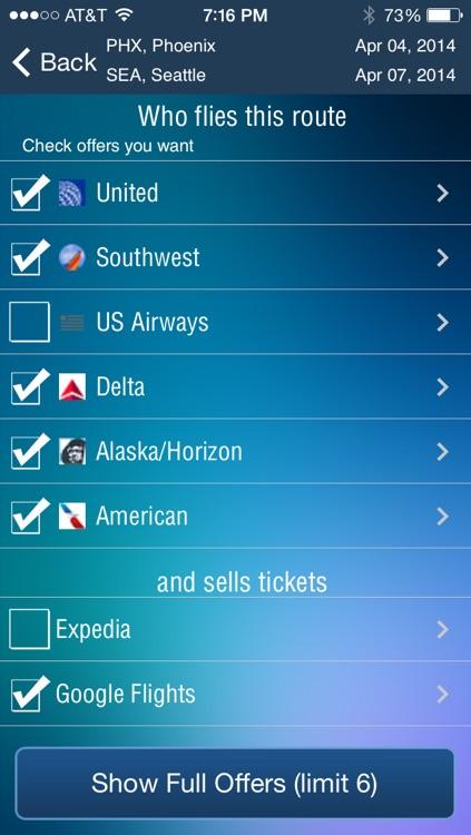 Phoenix Airport + Flight Tracker Premium screenshot-3