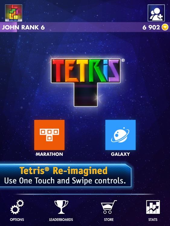 TETRIS® Premium for iPad