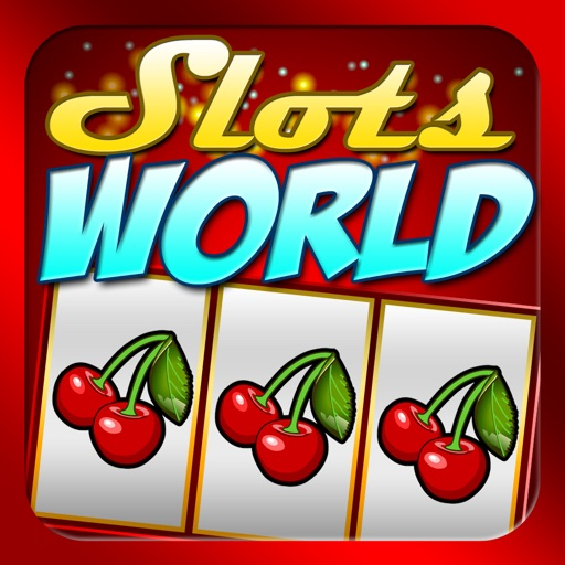 Slots World - Super Jackpot Fun icon