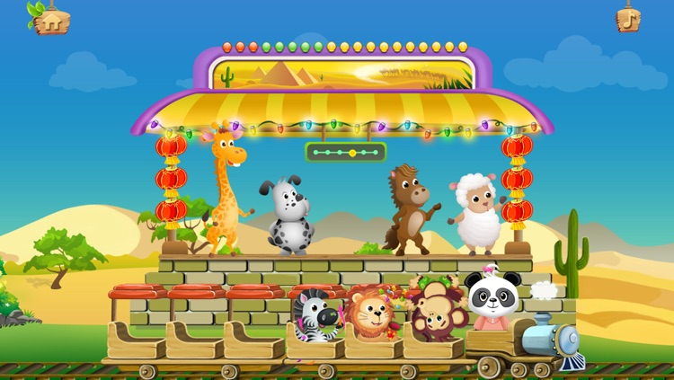 Lola的數學小火車FREE - Lola's Math Train screenshot-4