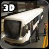 実際の都市バス運転3Dシミュレータ2016