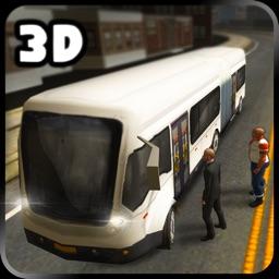 Real City Bus Driver 3D Simulator 2016