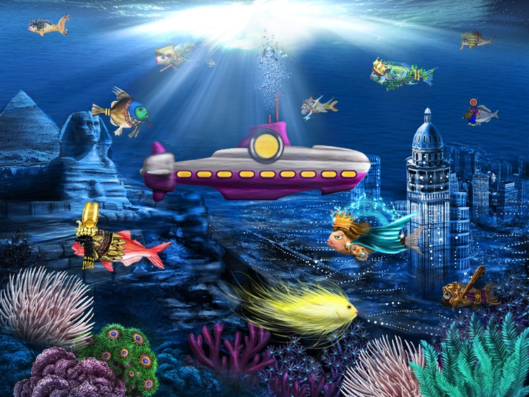 Dream Fish HD screenshot-4