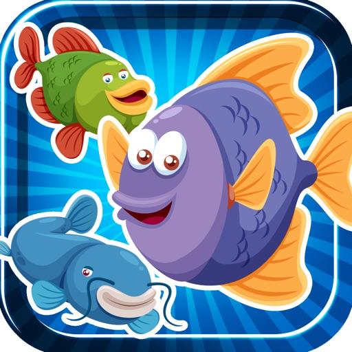 A Match Three Sea Creatures and Sharks Game Free icon