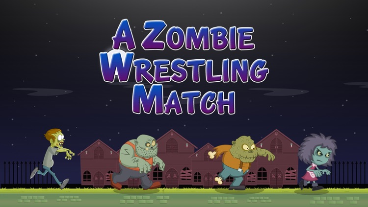 A Zombie Wrestling Match – Horror Shooting of the Dead and Wrestlers