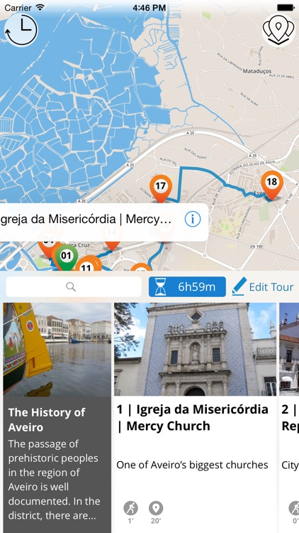Aveiro - City Guide screenshot-3
