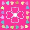 Heart ConfettiArt