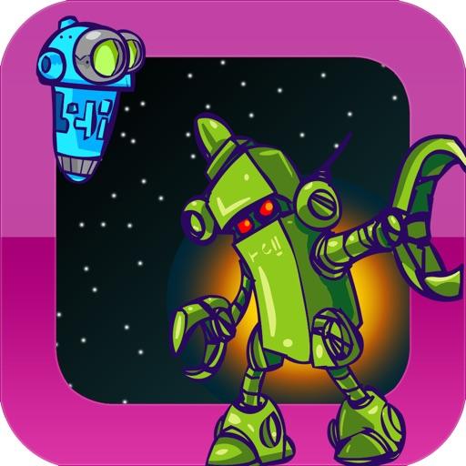 Alien Robots In Space