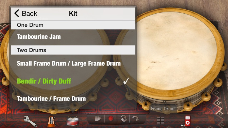 Frame Drum! Free screenshot-3