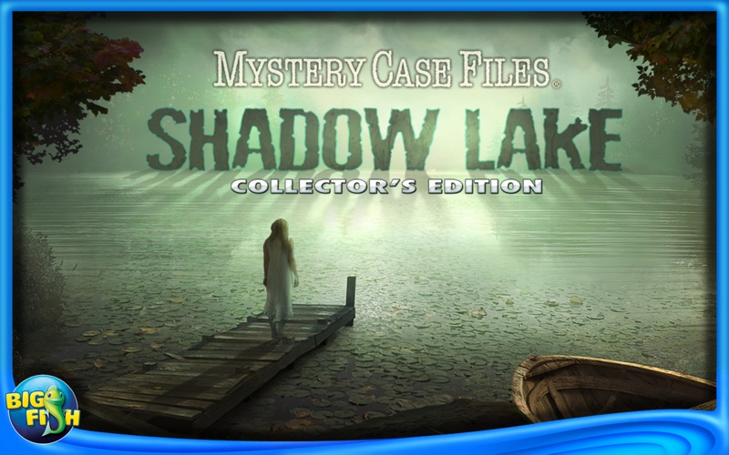 Mystery Case Files: Shadow Lake Collector's Edition (Full) screenshot 1