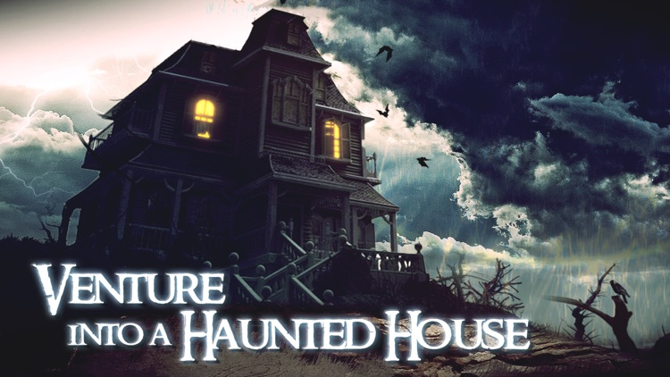 Haunted House Mysteries - A Hidden Object Adventure screenshot-0