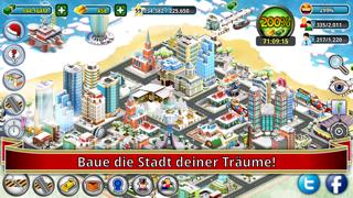 City Island: Winter Edition - Erbaue eine schöne Winterstadt auf der Insel und spiele viele Stunden kostenlos!Screenshot von 1